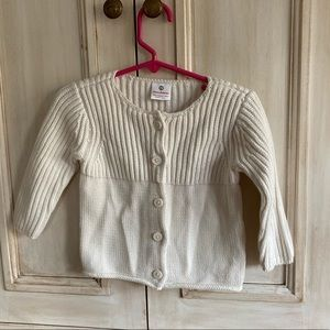 Hannah Andersson Sweater Size 6-12mo
